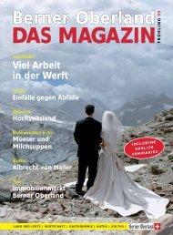 Berner Oberland - immoBernerOberland.ch
