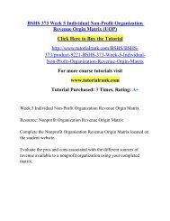 BSHS 373 Week 5 Individual Non-Profit Organization Revenue Orgin Matrix (UOP).pdf