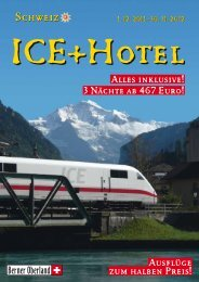 Interlaken - Berner Oberland