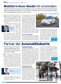 MOBILITÄT VERBINDET – Automobilzuliferer zeigen Innovationen, Trends und Strategien - Seite 4
