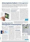 MOBILITÄT VERBINDET – Automobilzuliferer zeigen Innovationen, Trends und Strategien - Seite 5