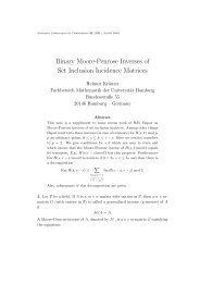 Binary Moore-Penrose Inverses of Set Inclusion Incidence Matrices