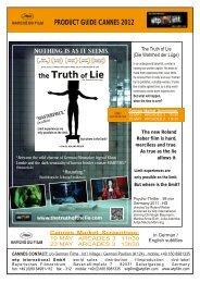 product guide 2012 - Die Wahrheit der Lüge