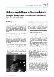 Verhalten im Brandfall - Brand-Feuer.de
