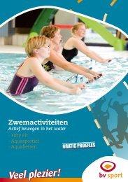 Zwemactiviteiten
