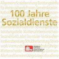 100 Jahre Sozialdienste