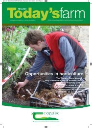 Opportunities in horticulture. - Teagasc