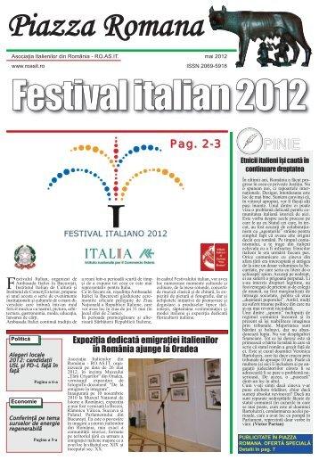 Festival italian 2012