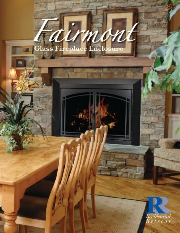 Fairmont Brochure - Fireplaces Plus