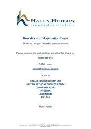 New Account Application Form