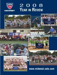 Year in review - USTA.com