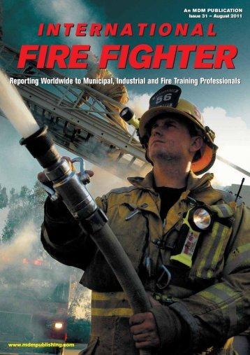 fire fighter - MDM Publishing Ltd