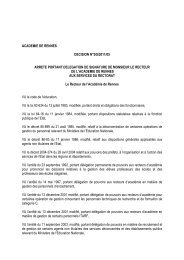 5 - Système d'Information Territorial de le région Bretagne