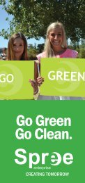 Go Green Go Clean