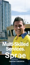 Multi-Skilled Services