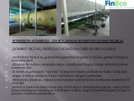 Automated Solution for Industrial Composting - Fineco.lt