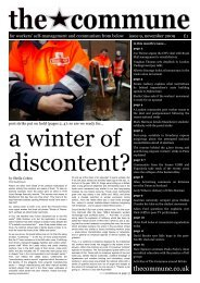 a winter of discontent?