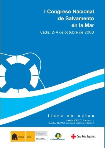 Congreso Nacional de Salvamento en la Mar. Cadiz 2008 - zarraga.eu