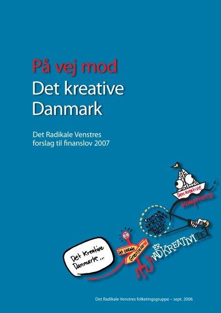 På vej mod Det kreative Danmark
