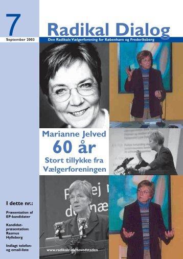 Radikal Dialog 60 år