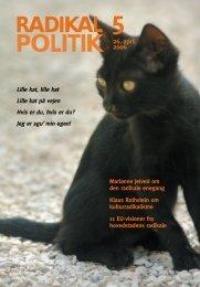 26. april 2006 - Radikale