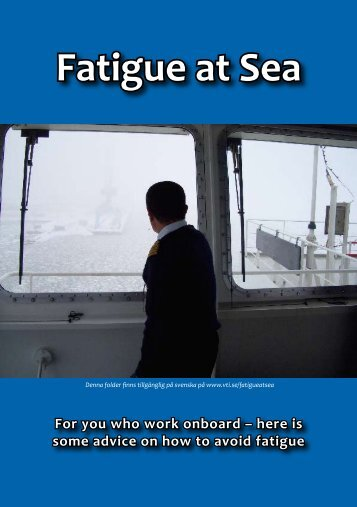 Fatigue at Sea