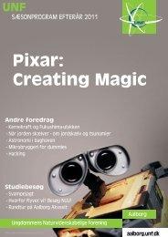 Pixar Creating Magic