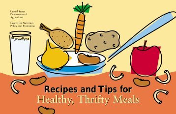 Healthy Thrifty Meals