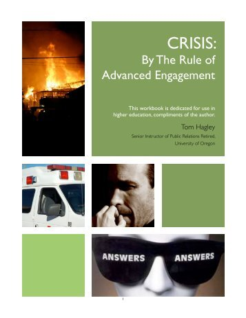 CRISIS WORKBOOK FINAL - Tom Hagley