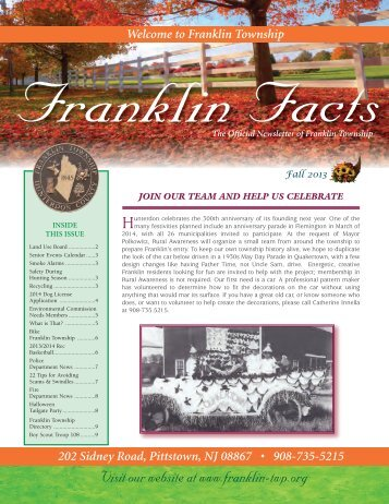Franklin Facts