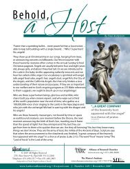 a Great Company Of The Heavenly Host Appeared - Lutheran ...