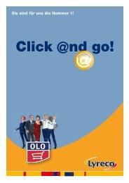 Click @nd go! - lyreco