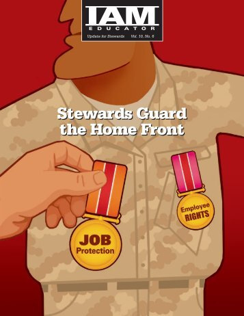Stewards Guard the Home Front