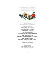 ela writing kindergarten curriculum 2013 - West Hempstead Union ...