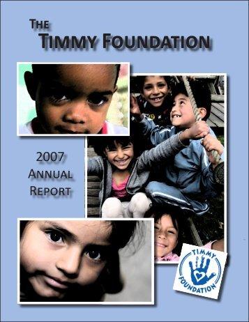 Chuck Dietzen - Timmy Global Health