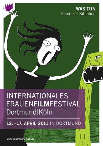 Programm des IFFF Dortmund (application/pdf 914.6 KB