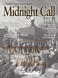 20-22 October 2012 - Midnight Call Ministries