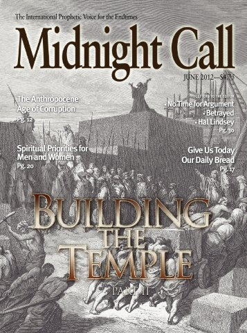 20-22 October 2012 - Midnight Call Ministries