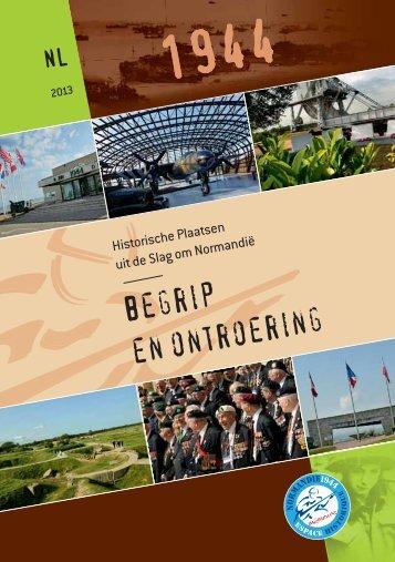 Begrip en ontroering - Normandie mémoire