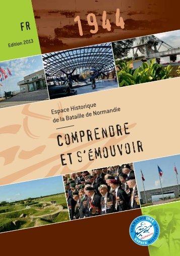 Comprendre ET s'émouvoir - Normandie mémoire