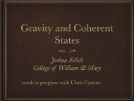 Gravity and Coherent States