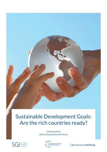 Sustainable Development Goals Are the rich countries ready?