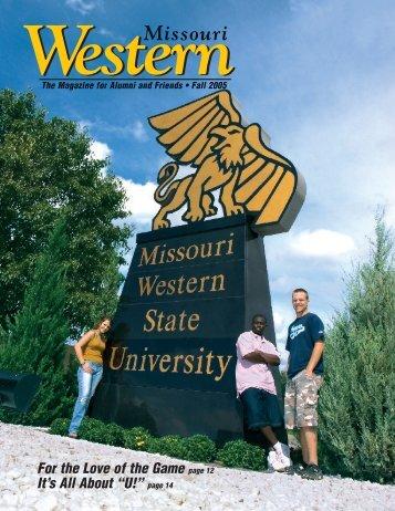 campus news - Missouri Western State University