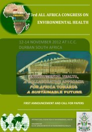 12-14 NOVEMBER 2012 AT I.C.C DURBAN SOUTH AFRICA