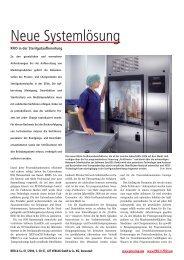 RFID in der Sterilgutaufbereitung - IBH Datentechnik GmbH