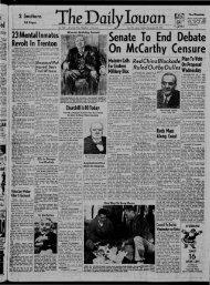owan 'S'enate To End ·Debate On McCarthy (ensure