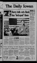 Kerry tells vets Bush' has 'betrayed' them