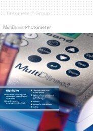 Tintometer -Group