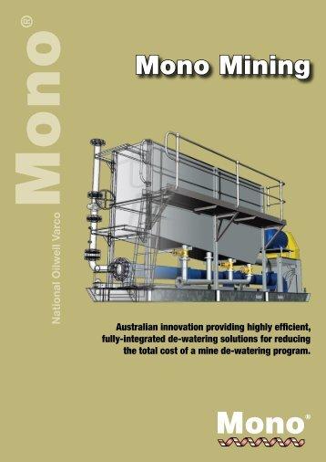 Mono Mining