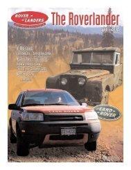 Rover-Landers Stuff!!